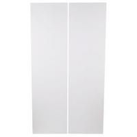 163 100 Cooke Amp Lewis White Tall Fridge Freezer Cabinet 60 40